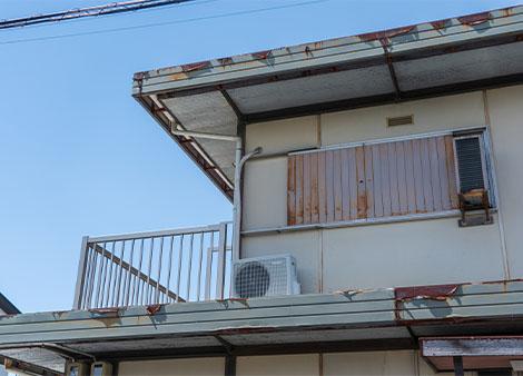 昭和56年6月以前に建てられた建物